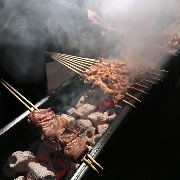 Lamb Skewers @ Xinjiang Dachuan Barbecue