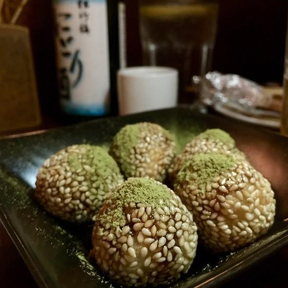 Sesame Balls @ Haven Gastropub