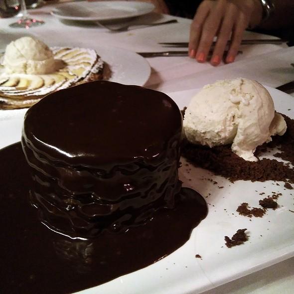 Torta De Chocolate @ The Geographic Club