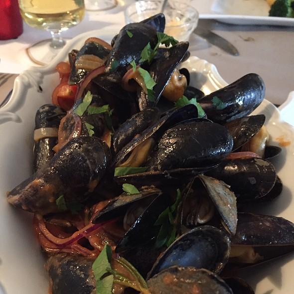 Mussels @ Ristorante Fantastico