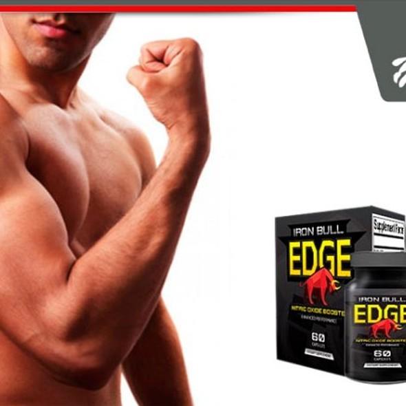 Edge Testo Booster @ Genki Sushi USA Inc: Maui Mall