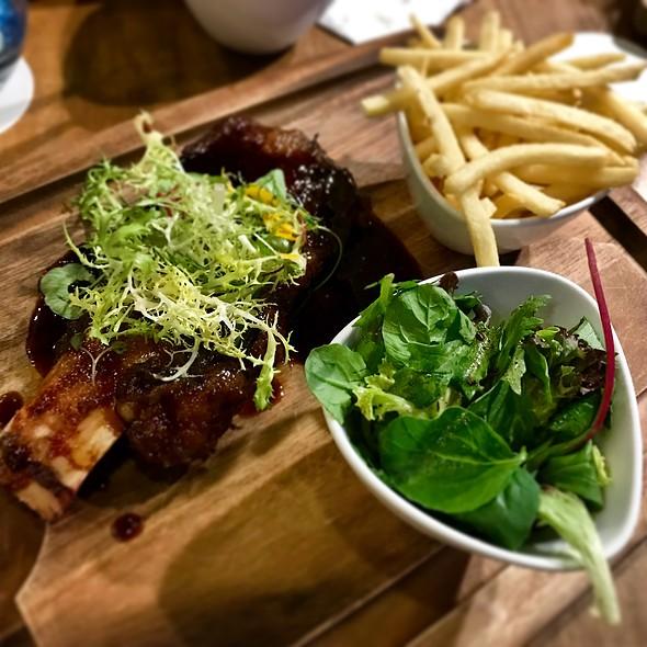 Blackmore Wagyu bone-in beef spare rib @ Halia Restaurant