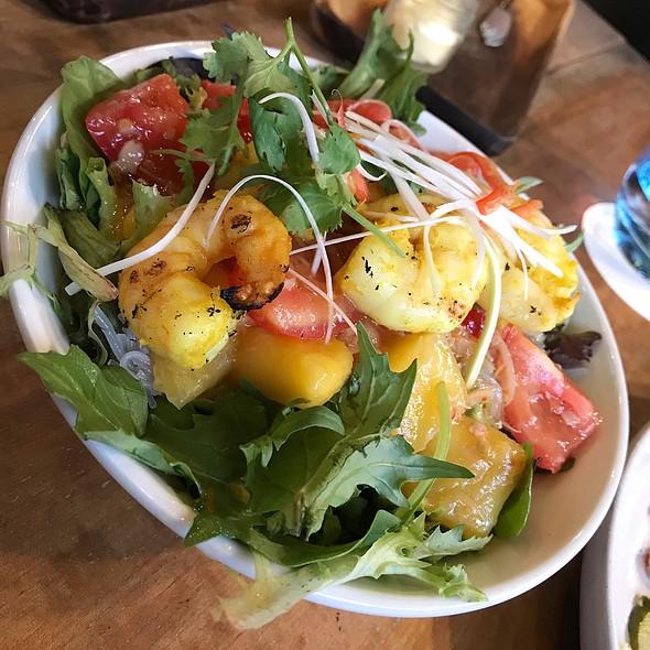 Lemongrass & ginger prawn salad @ Halia Restaurant