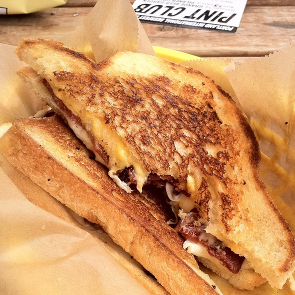 The Gabby @ The Grilled Cheese Grill