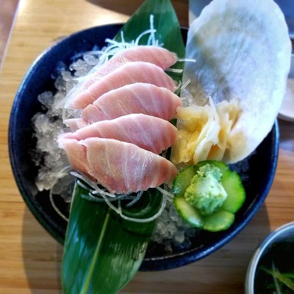 Toro Sashimi @ Nori