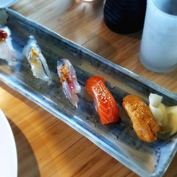 Shinbay Premium Nigiri @ Nori
