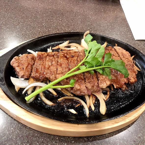 Wafu Steak