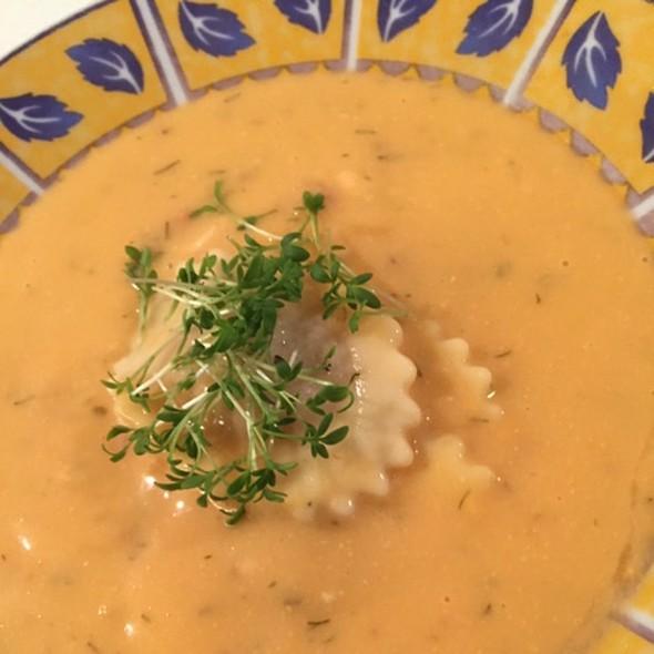 Cream Of Salmon Soup @ Home Sweet Home Sir Aqua