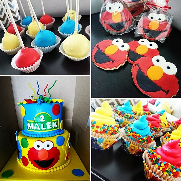 Sesame Street Sweets