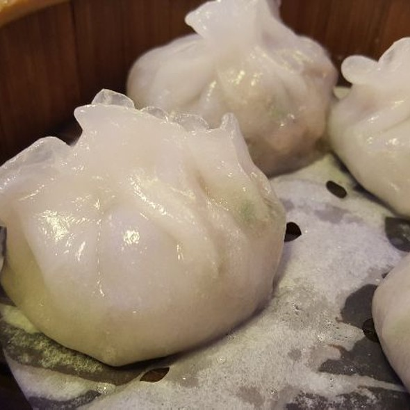 Shrimp And Taro Dumplings