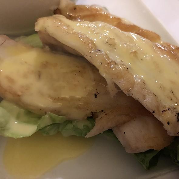 Grilled Fresh Fish