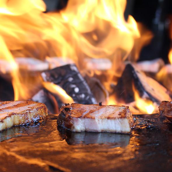 Pork Belly @ FG Okonomiyaki Bar