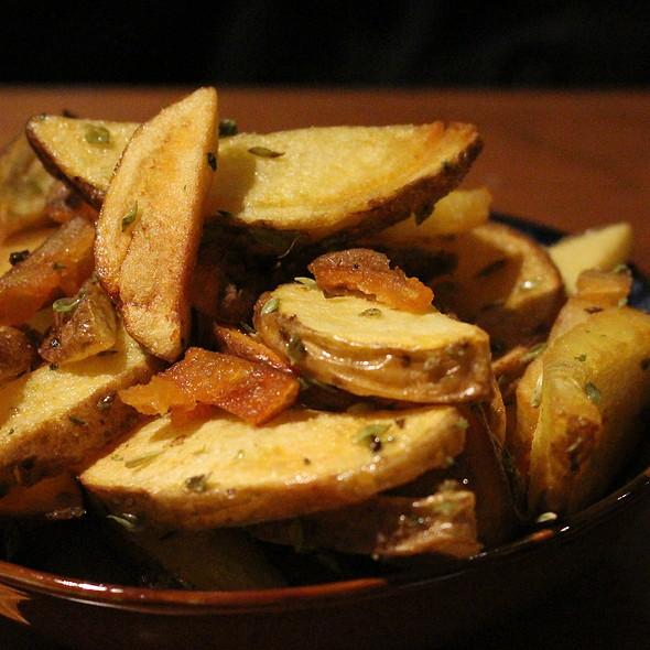 Batata Frita com Casca