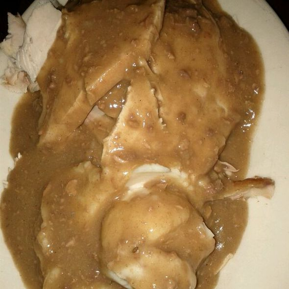 Turkey dinner @ Tommy's Joynt