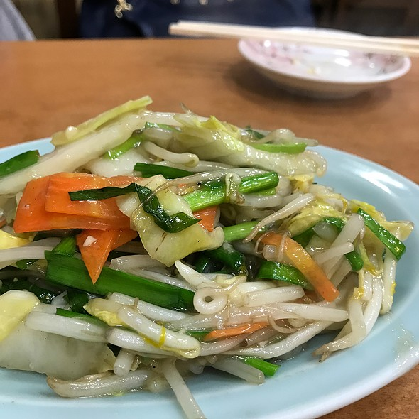 野菜炒め @ 第一亭