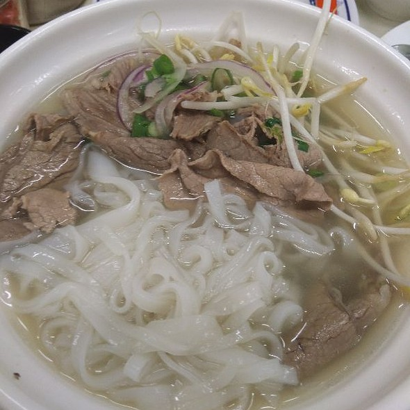 Beef Slice Rice Noodle
