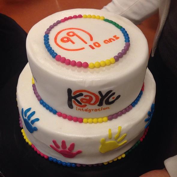 Cake @ Canteen De Lyon 99