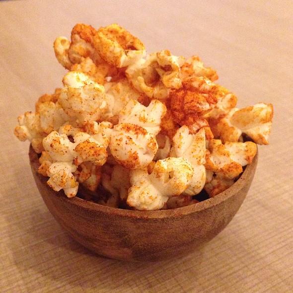Popcorn @ Boulebaar