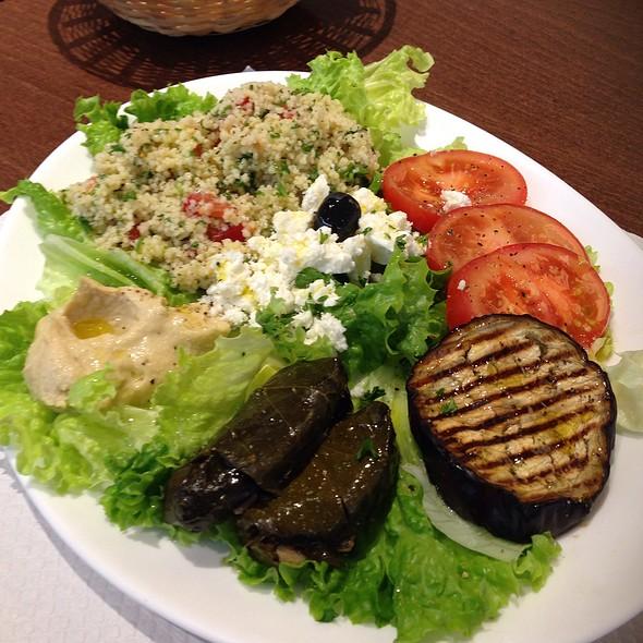 Salade Orientale @ Frutties