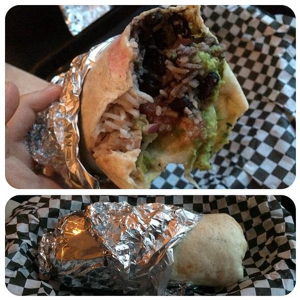 Burrito @ Donki