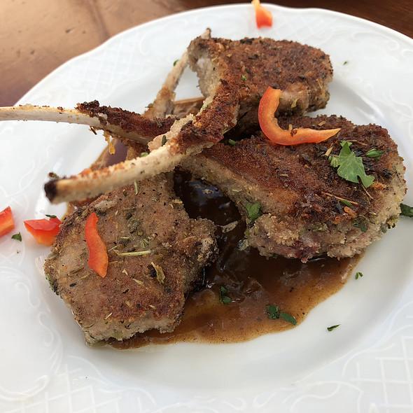 Lamb Carré