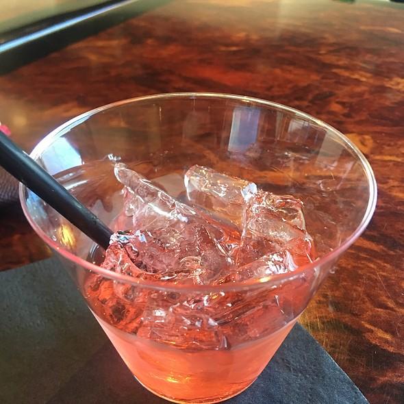 Tito's Vodka And Cranberry