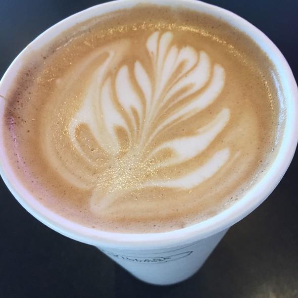 Latte @ East Village Coffee Lounge