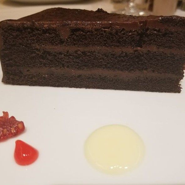 Whiskey Chocolate Torte