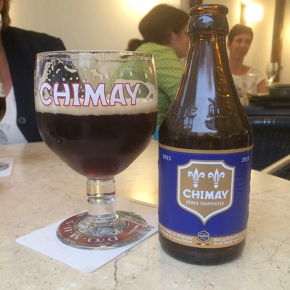 Chimay Blue Beer @ Domus