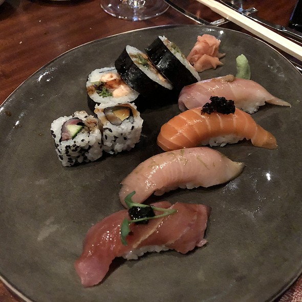 Kleines Sushi