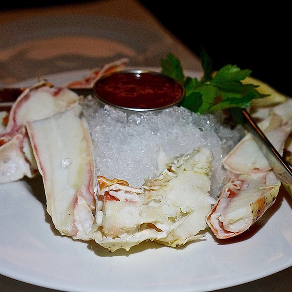 Alaskan King Crab Cocktail