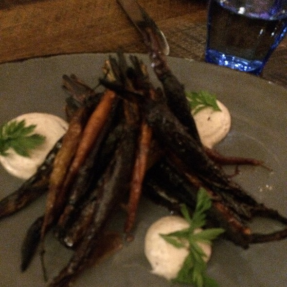 Heirloom Carrots @ Southerleigh Brewing Company