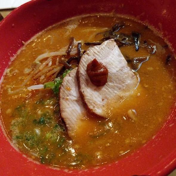 Tonkotsu Spicy