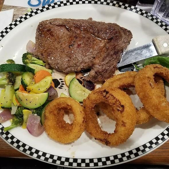 Rib Eye @ Black Bear Diner