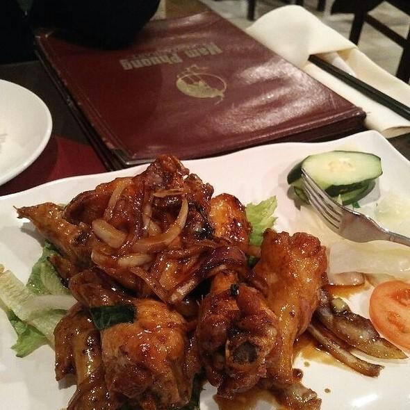 Chicken Wings @ Nam Phuong