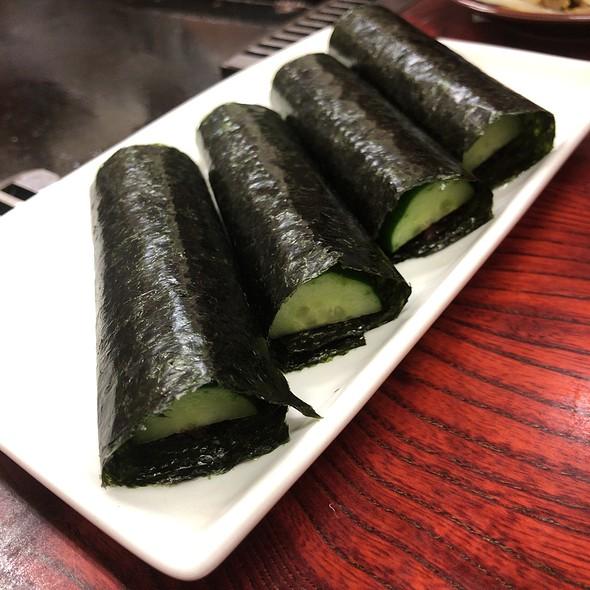 Ume Cucumber