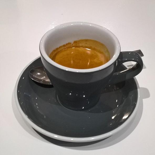 Double Espresso @ Birdwood Bakery
