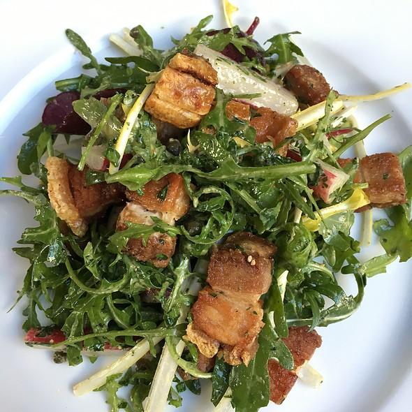 Crispy Pork Salad