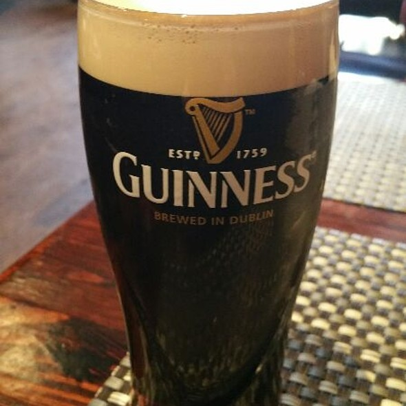 Guinness @ The Wicked Monk