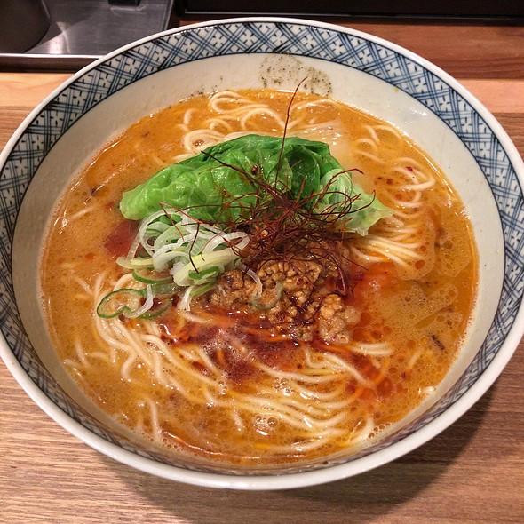 Tan Tan Men @ つけ麺 竹川
