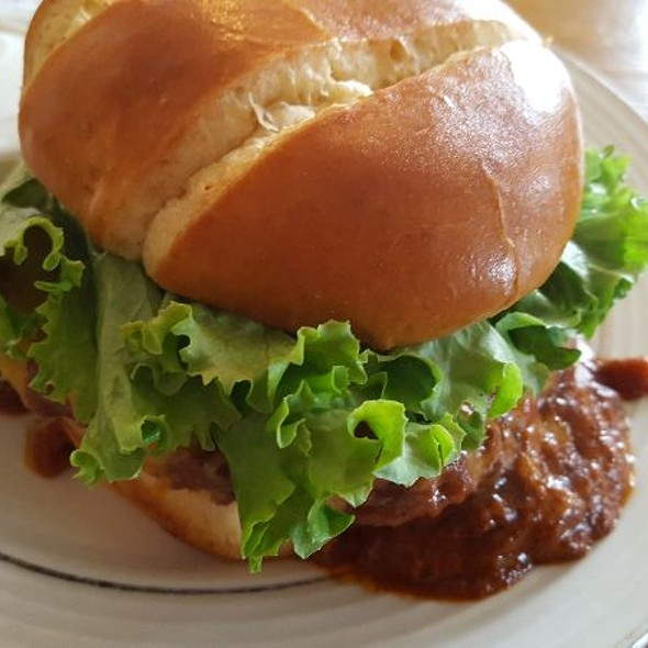 Chili Burger @ JK's at Forest Grove