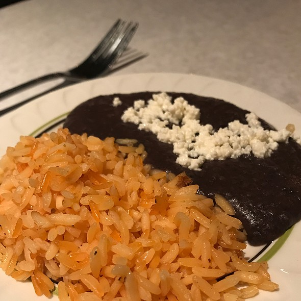 Beans and Rice @ Acero