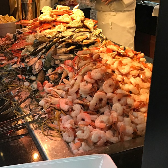 Seafood @ Garden Terrace At Inverness