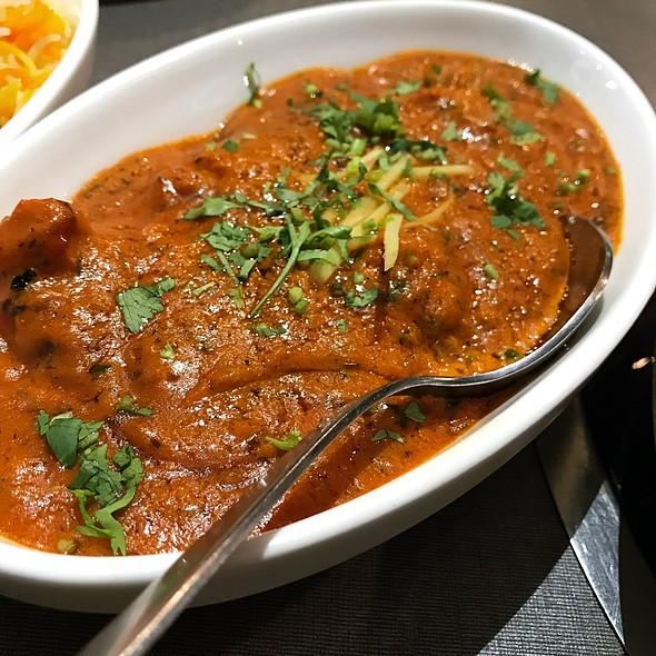 chicken tikka masala @ British Indian Curry Hut