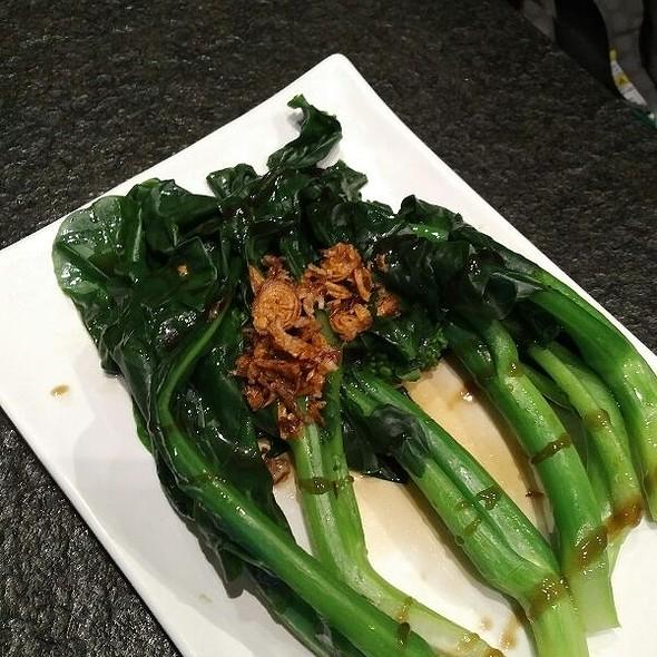 Chinese Brocolli  @ Food Terminal