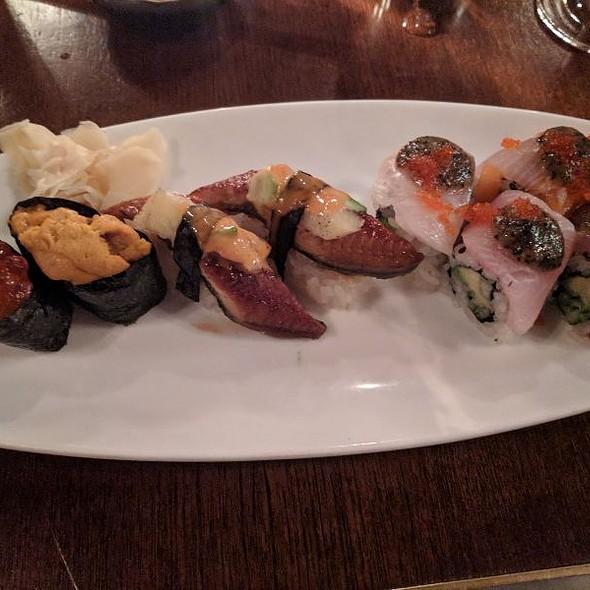 Sushi @ Bluefin