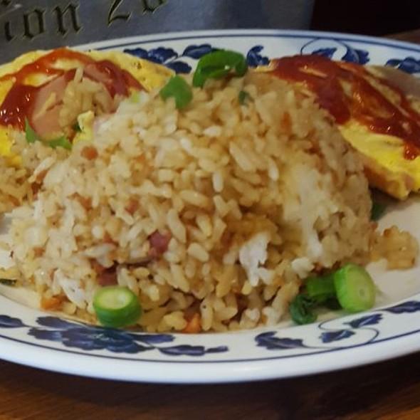 Fried Eggs & Fried Rice