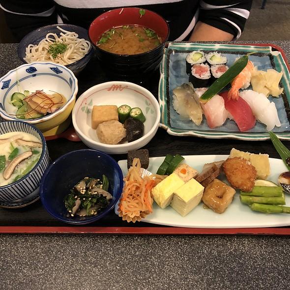 SUSHI ZEN @ Yohei Sushi Restaurant