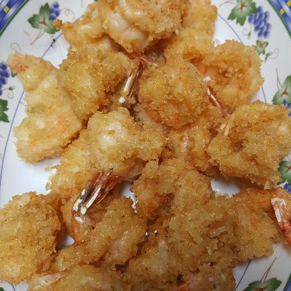 Fried shrimp @ Home Made