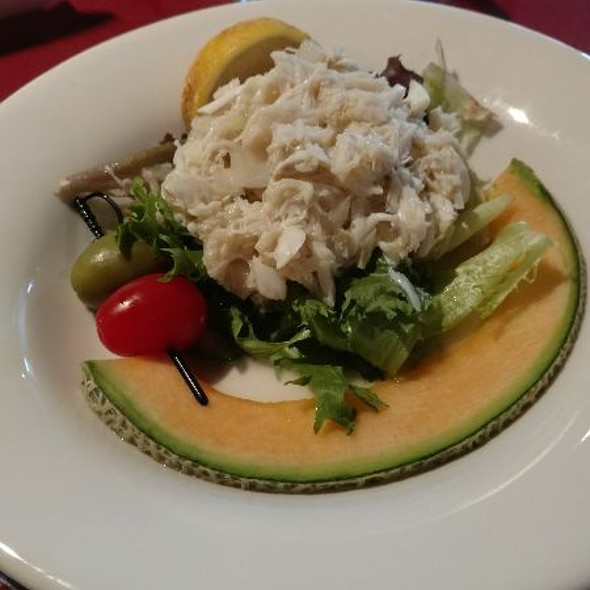 West Indies Salad @ Wintzell's Oyster House